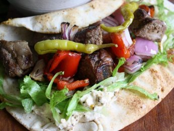 GREEK STREET FOOD / SOUVLAKI SHOP - $175,000  (13738)