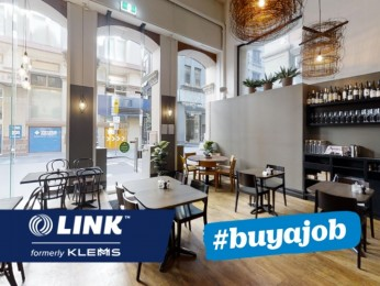 Thriving Cafe & Wine Bar In The Heart Of The Melbourne CBD. $99,000 (15994)